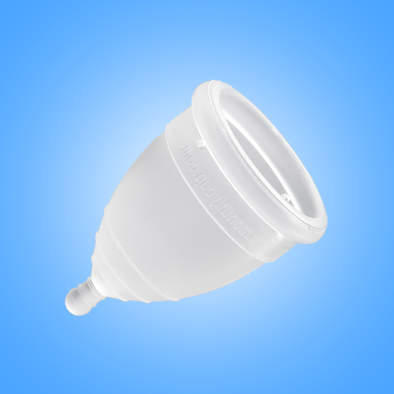MenstrualCup - MonthlyCup - Size 1 - Cup